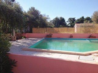 Appartamento 4 posti con piscina Nuragheddu