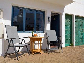 Jable apartment in Famara, Caleta de Famara