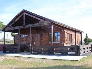 Casa de campo en el Escorial