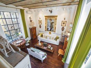 Aristocratic luxury flat in top location- Via Margutta, Roma