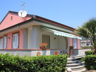 Villa Brigida, Ascea