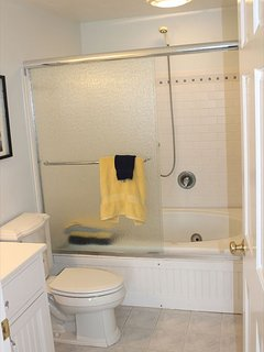 3rd Suite Bathroom with Soaking Tub / Shower