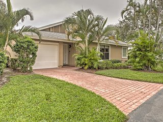 NEW! 2BR Jensen Beach House-Half Mile From Ocean!