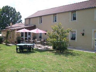 Maison d'hôtes avec piscine à Sarlat
