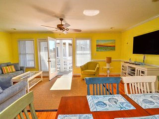 KV 209 Sea Star-Beautiful 4 Bedroom W/Pool, Kure Beach