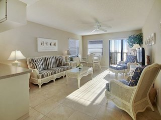 Emerald Isle #601 - Beautiful 2 bedroom condo with a beach front balcony!