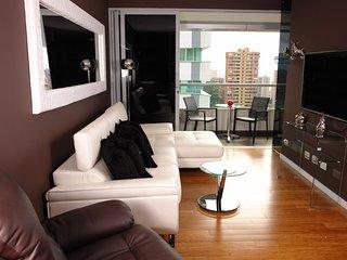 One bedroom high floor luxurious air condition loft