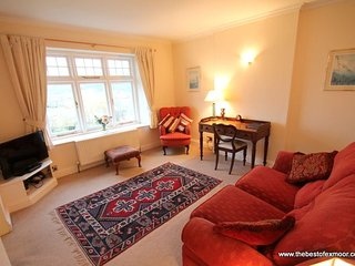 Hurlestone Apartment, Porlock - Holiday apartment for 2  guests in Porlock