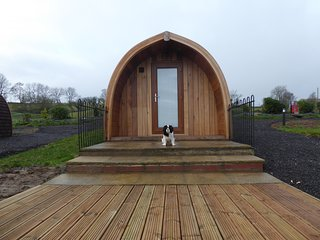 Fellhill Pods Luxury camping Pods, Carlisle