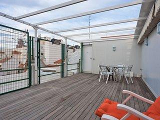 Apartamento Atico Solarium Distrito Salamanca