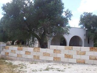 Villa degli Ulivi riserva marina Torre Guaceto