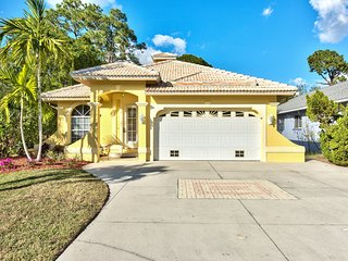 Exterior of Home; 2 Car Garage; Walk to Vanderbilt Beach; Minutes from Mercato Dining and Shopping Center!