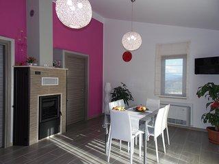 Appartamento luminoso, elegante con i confort di una suite