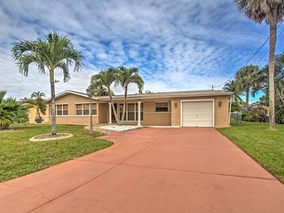 NEW! 3BR Waterfront Cape Coral House on Canals!