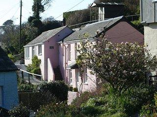 Pink Cottage, Fowey