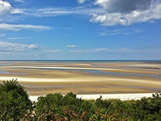 Low tide on the Brewster flats!