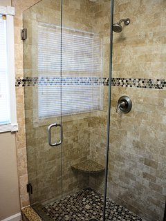 Luxury new remodeled bathroom 2