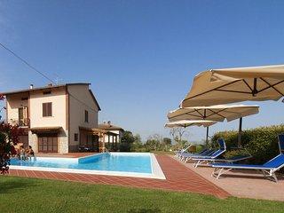 4 bedroom Villa in Castiglione del Lago, Umbria, Italy : ref 5477540
