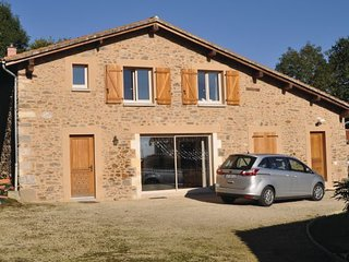 4 bedroom Villa in Mouzon, Charente, France : ref 2279134