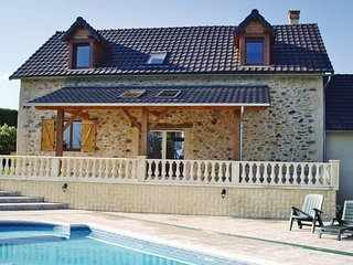 4 bedroom Villa in Saint Mesmin, Dordogne, France : ref 2279302, Lubersac