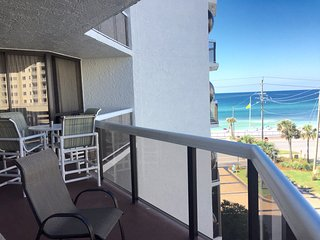 DESTIN BEACH CONDO WITH LARGE BALCONY BEACH VIEW