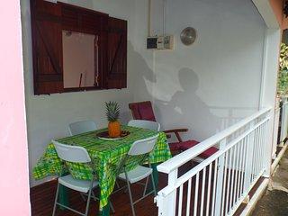 Résidence la Rocheuse studio Abricot, Pointe-Noire
