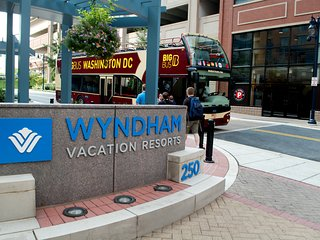 Wyndham National Harbor Resort ~ 4B Presidential