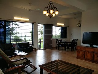 Panchgani Greens - 2 Bedrooms with private lawns