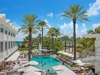 3BR Ocean & Beachfront Shelborne Metropolitan Suite