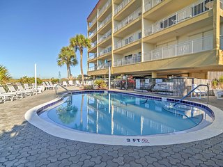NEW! 2BR Madeira Beach Condo Steps from the Beach!