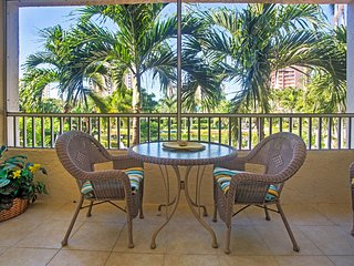 NEW! 1BR Marco Island w/Private Beach Access!
