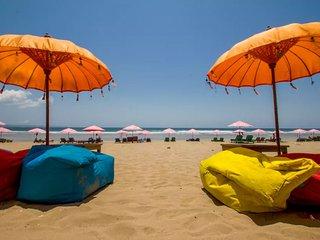 *** Beach Front Seminyak, 2,5 BR ***