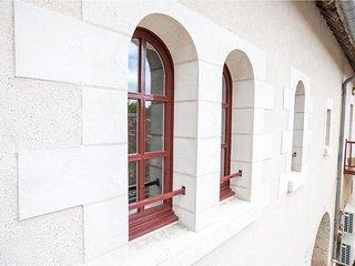 Suite Diane : appartement 6 personnes avec vue sur le château de Cheverny