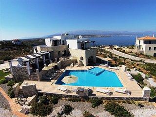 Fantastic Sea Views Luxury Villa with Large Private Pool Sleeps 12