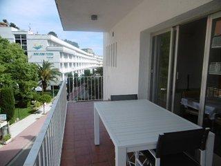 Apartamento de 2 habitaciones en Tossa de Mar