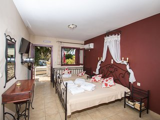 Economy Double Room, Ground Floor, Street level, Agia Efimia