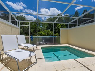 (1428-RETREAT) Stunning 3 Bed 3 Bath Pool Home, Private Balcony