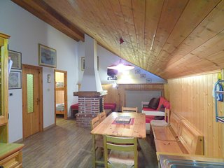 Chalet Vulcano Canazei Perfect Location