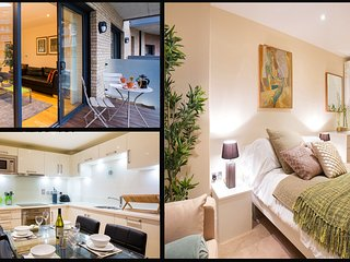 Central London Luxury Apartment (Sleeps 6)