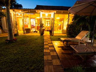Incredible Villa with Garden 2' from the Old Harbor!  VILLA SPLANTZIA, La Canea