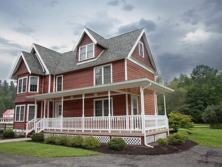 Picturesque House Nestled in the Catskills