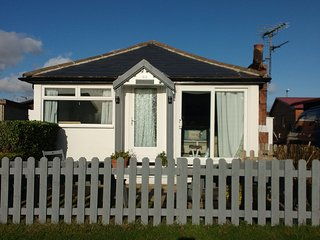 Detached holiday chalet, Bridlington