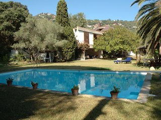 Villa con piscina privada a 500mts del mar, Begur