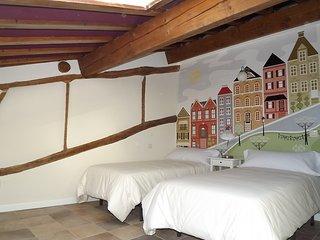 Apartamento de 2 habitaciones para 6 personas.