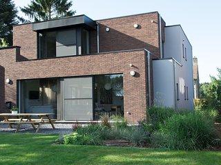Fossee, luxe vakantiewoning in de Limburgse Kempen op het platteland