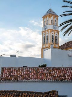 Breathtaking views of Marbella Old Town.