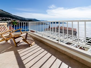 Apartment 389 m from the center of Dubrovnik with Air conditioning, Balcony