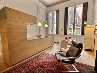 Apartment 650 m from the center of Liège with Washing machine (445434)
