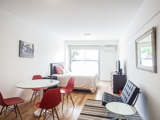 Studio apartment in Buenos Aires with Air conditioning, Lift, Balcony (494377)