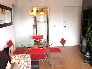 Apartment in Buenos Aires with Internet, Air conditioning, Lift, Balcony